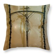 Easter Remembrance II Throw Pillow
