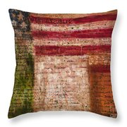 Easter Rising Throw Pillow
