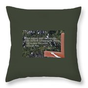 Easter Thoughts Throw Pillow