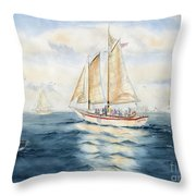 Eastwind Throw Pillow