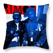 Easy E Too Short Throw Pillow