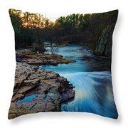 Eau Claire Dells  Throw Pillow