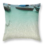 Ebute Throw Pillow