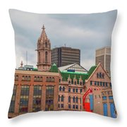 Ecc 15214 Throw Pillow