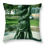 Ecclesiastes 3-8 Throw Pillow