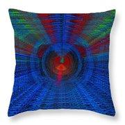 Echo Chamber Throw Pillow