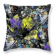 Echoes Of Autumn Throw Pillow