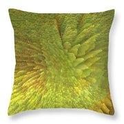 Eclosion  Matutina Throw Pillow