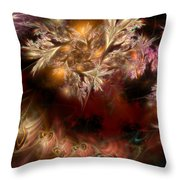Ecological Hope Throw Pillow