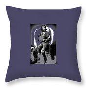 Ed Schieffelin Portrait C.1880-2015 Throw Pillow