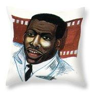 Eddy Murphy Throw Pillow