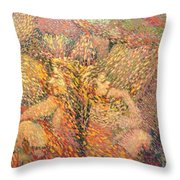 Eden  Throw Pillow