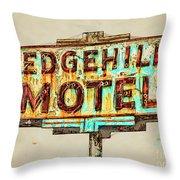 Edgehill Sketched Throw Pillow