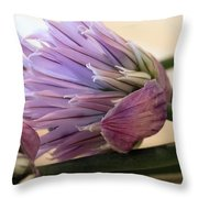 Edible Beauty Throw Pillow