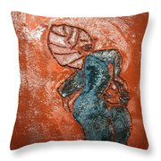 Edith - Tile Throw Pillow