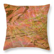 Edition 1 Double Wow Throw Pillow