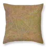 Edition 1 Maudlin Rose Throw Pillow