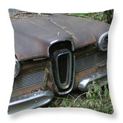 Edsel -58 Throw Pillow