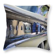Edsel On Parade Throw Pillow
