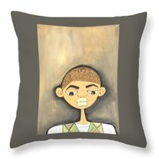 Educated Throw Pillow