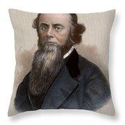 Edwin M. Stanton Throw Pillow