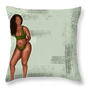 Eff Your Beauty Standards Throw Pillow
