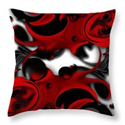 Effective Form Constructed Throw Pillow