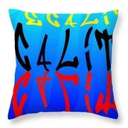 Egalite Throw Pillow