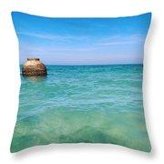 Egmont Key, Tampa, Florida Throw Pillow