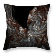 Ego States Throw Pillow