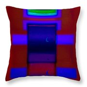 Egyptian Regatta Throw Pillow
