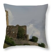 Ehrenfels Castle 03 Throw Pillow