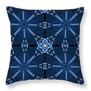 Eiffel Art 22 Throw Pillow