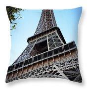 Eiffel Tower 5 Throw Pillow