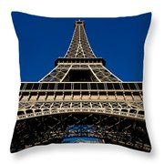 Eiffel Tower I Throw Pillow