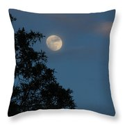 Eight Thirty Two Pm Throw Pillow