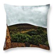 Eildon Hill Throw Pillow