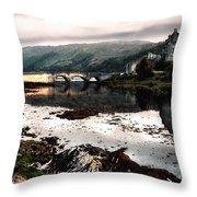 Eileen Donan II Throw Pillow