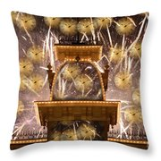 Einstein's Dream Throw Pillow