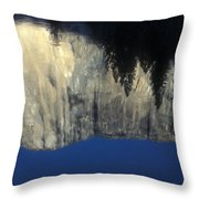 El Capitan Reflection Throw Pillow