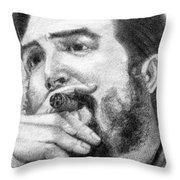 El Che Throw Pillow