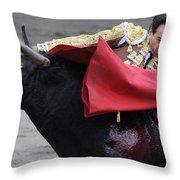 El Cid Throw Pillow
