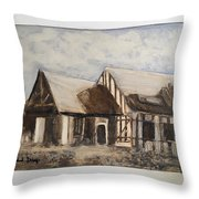 El Country  Throw Pillow