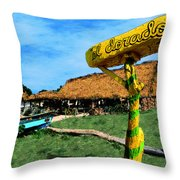 El Dorado Throw Pillow