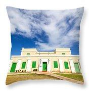 El Fortin De Vieques Throw Pillow
