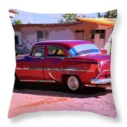 El Fuego Throw Pillow