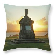 El Morro San Juan Puerto Rico Throw Pillow