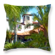 El Presidio Throw Pillow