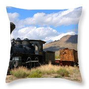 El Reno Throw Pillow