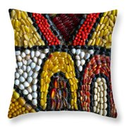 El Sol Throw Pillow